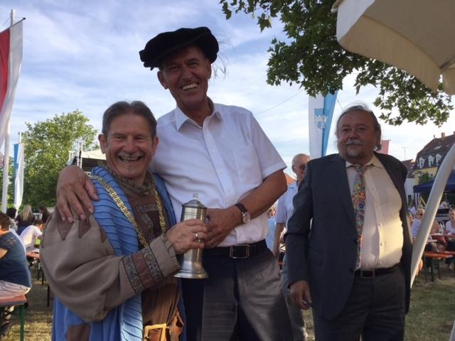 Weinfest Kitzingen 2017